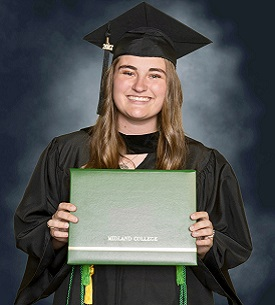 Student Success: Lauren Elrod, Education