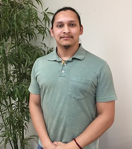 Student Success: Alex Martinez, Biology
