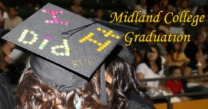 Graduating from Midland College
