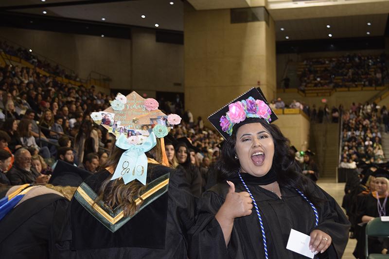 2019 MC graduate