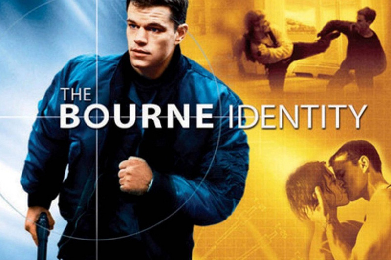 LitFlix presents THE BOURNE IDENTITY