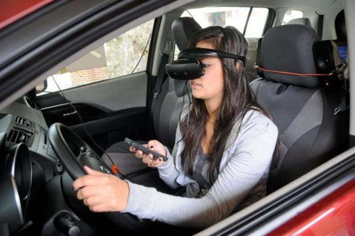 Texas Department of Transportation Drunk Driving Simulator Activities