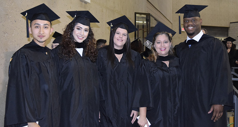 Forty-Fifth Commencement Ceremony (Graduation)