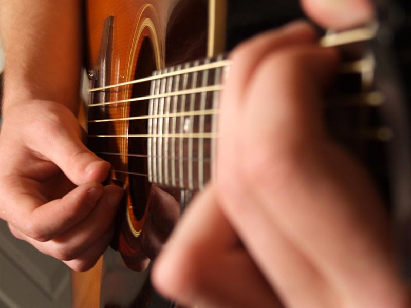 Music Department Guitar Recital