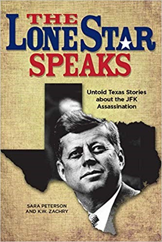 Fasken Learning Resource Center guest author presentation:  'The Lone Star Speaks'