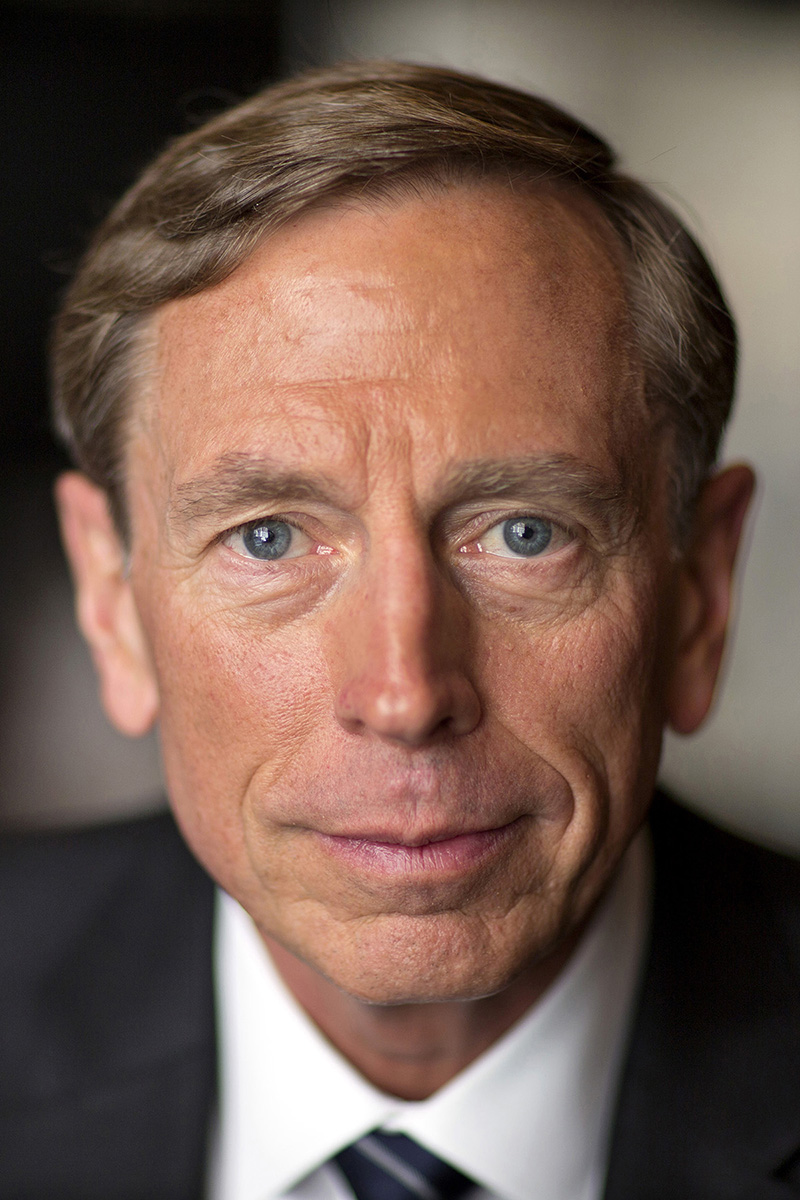 The Davidson Distinguished Lecture Series presents 'A Conversation with General David Petraeus'
