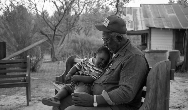 'The Upshaws of County Line:  An American Family' Photography Exhibit and Gallery Talk