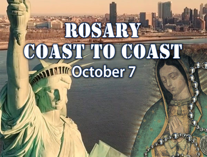 Rosary Coast to Coast<br /><br />
