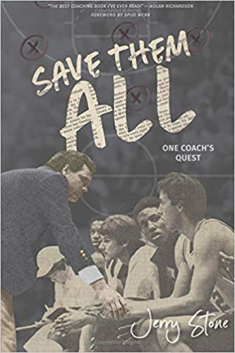 Book Signing by MC former Men's Basketball Coach Jerry Stone