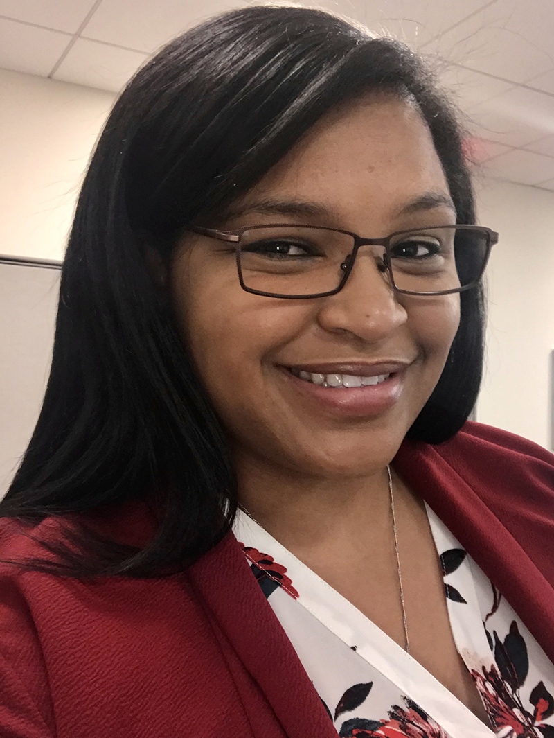 sAfter overcoming several obstacles, Tiffany Stott is now fulfilling her dream of a legal career.