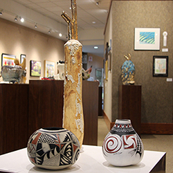 Art of the Midland Community at McCormick Gallery