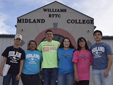 Whatever your career interest, the Scholars' Dollars program at Midland College-WRTTC can help.